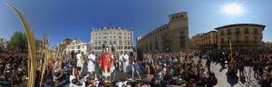 Procesión de Las Palmas @ Real Colegiata - Basílica de San Isidoro | León | Castilla y León | España