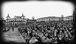 Procesión de Hermandad con la Cofradía de Nuestro Padre Jesús Nazareno de la Bañeza @ Iglesia de Jesús Divino Obrero | León | Castilla y León | España